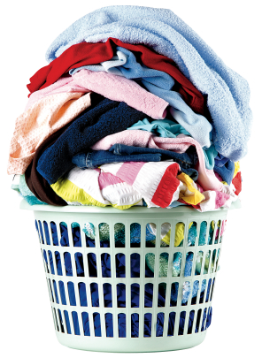 Sustainable Linfield » Be Green with Your Dirty Laundry